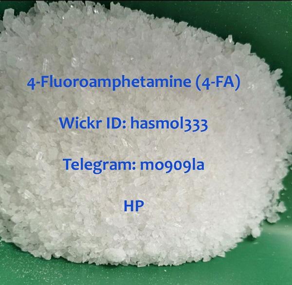 Order 4-FA - 4-Fluoroamphetamine and Pay with Bitcoin