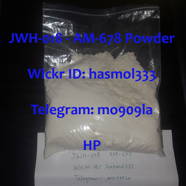 Pure JWH-018 - AM-678 Powder best price for sale online